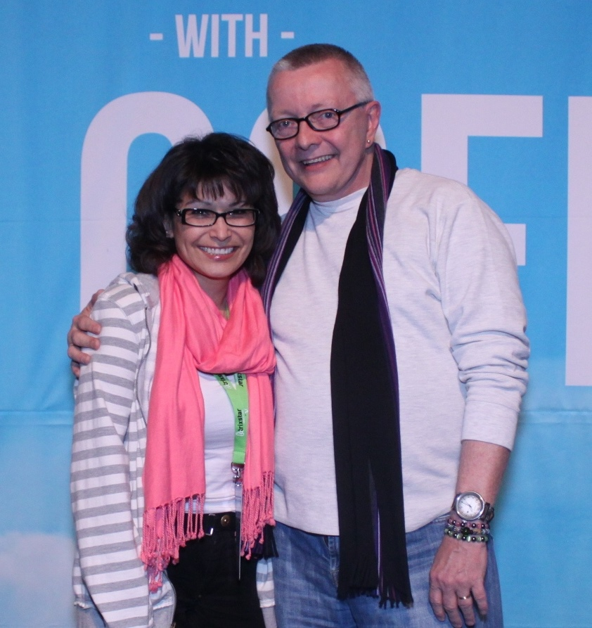 Chip Coffey and Sandi Armstrong